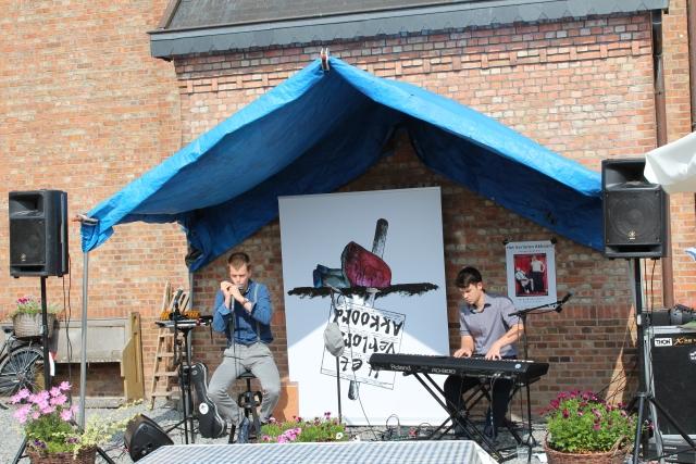 Het Veloren Akkoord tijdens KFA2019 - foto Birgitta Santbergen