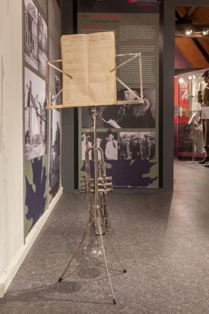 KFA2019 - Ate de Jong - Locatie: Archeologisch Museum - Foto Wietse Jongsma