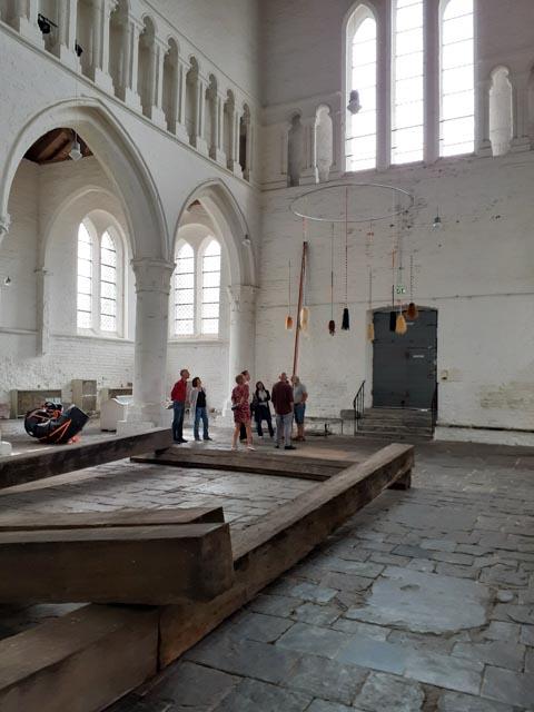 KFA2019 - Bernd Lohaus - Locatie: Sint Baafskerk - Foto Henriette van Overbeek