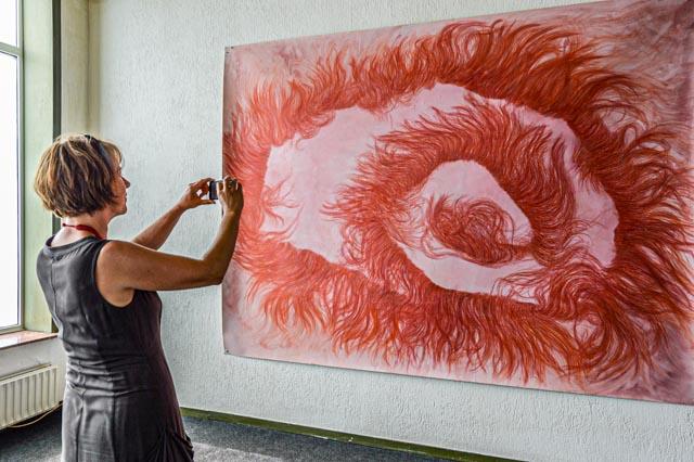 KFA2019 - Elly Strik - Locatie: Huis Hoogerwerf - Foto Henriette van Overbeek
