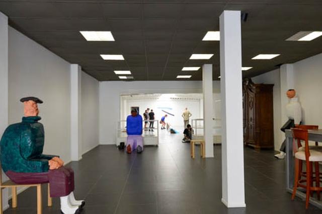 KFA2019 - Gijs Milius - Locatie: Freemen Gallery - Foto Henriette van Overbeek