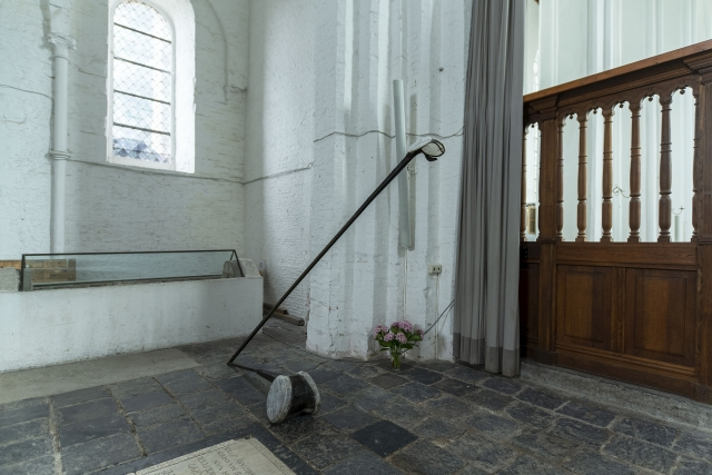 KFA2019 - Simon Masschelein - Locatie: Sint Baafskerk - Foto Wietse Jongsma