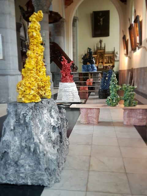 KFA2019 - Tamara Van San - Locatie: Sint-Petrus- en Pauluskerk - Foto Nel Derweduwen