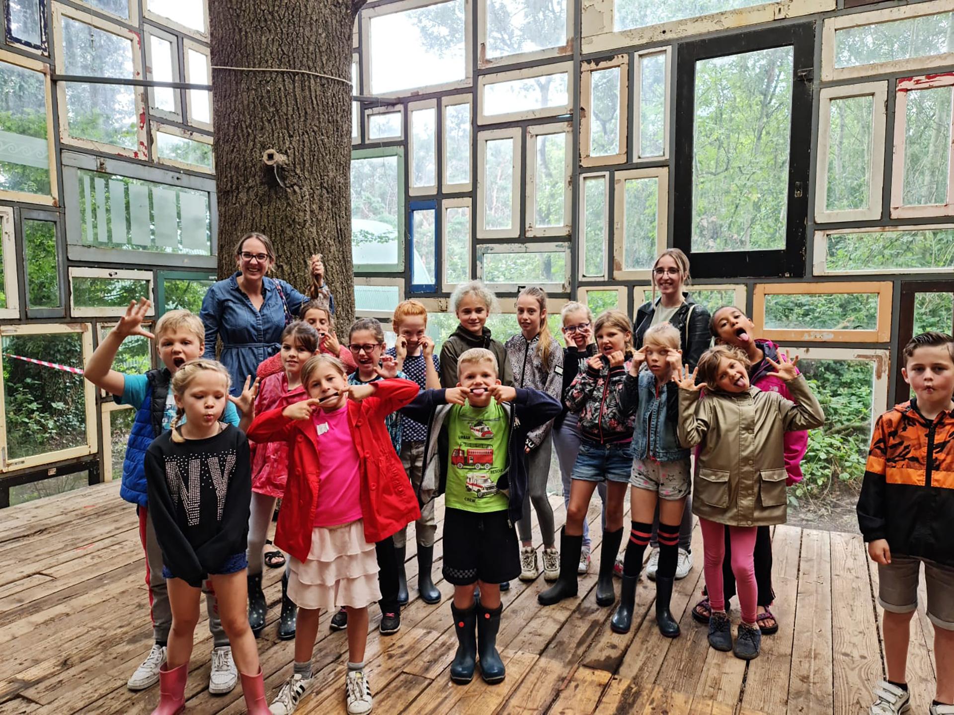 KFA2021 - Educatie - Kunstlabo - Bezoek Verbeke Foundation