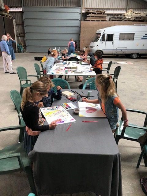 KFA2021 - Educatie - Kunstlabo - Aan de slag