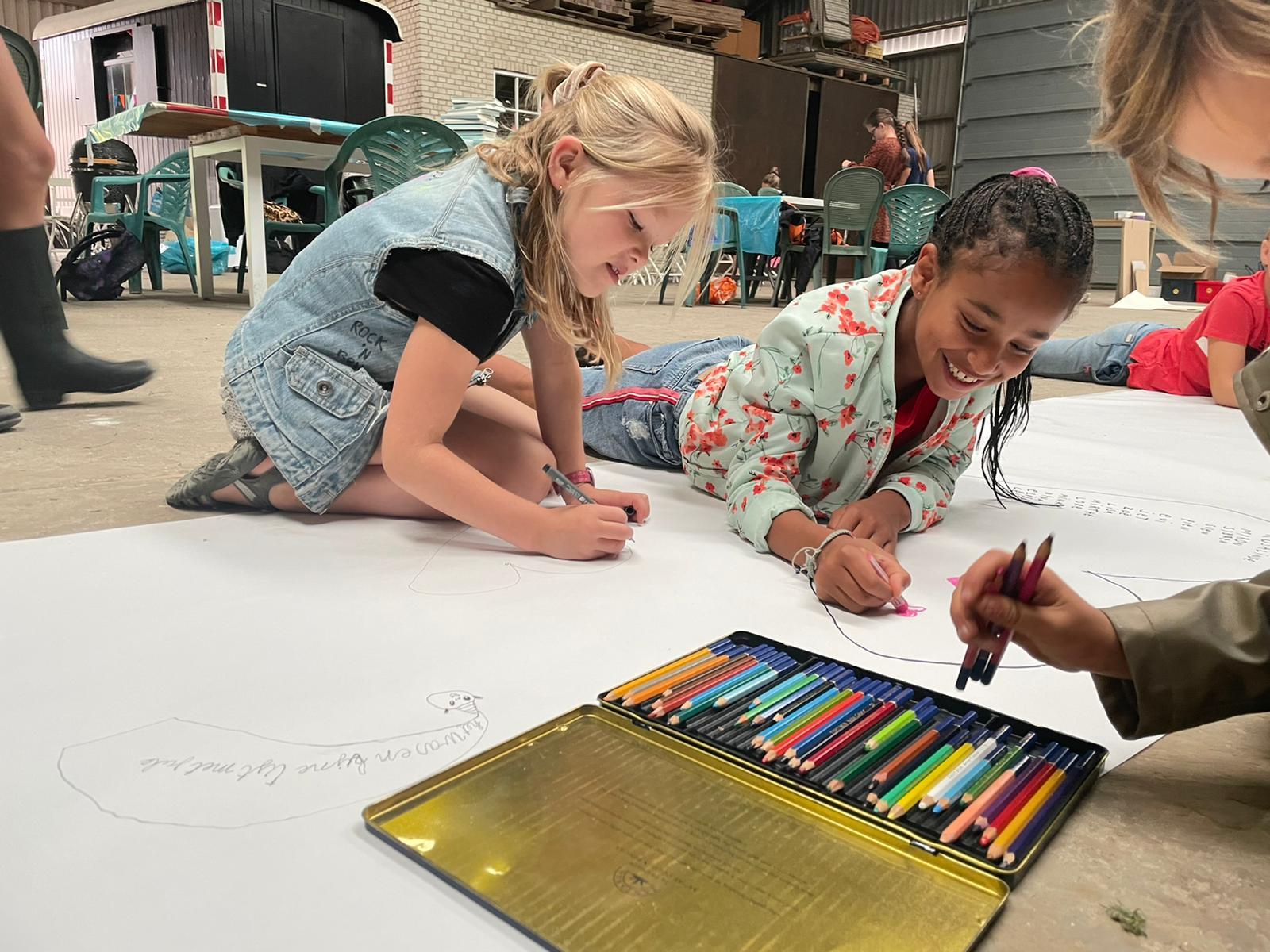 KFA2021 - Educatie - Kunstlabo - De laatste loodjes